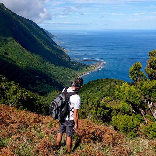 Fajãs da Costa Norte da Ilha de São Jorge