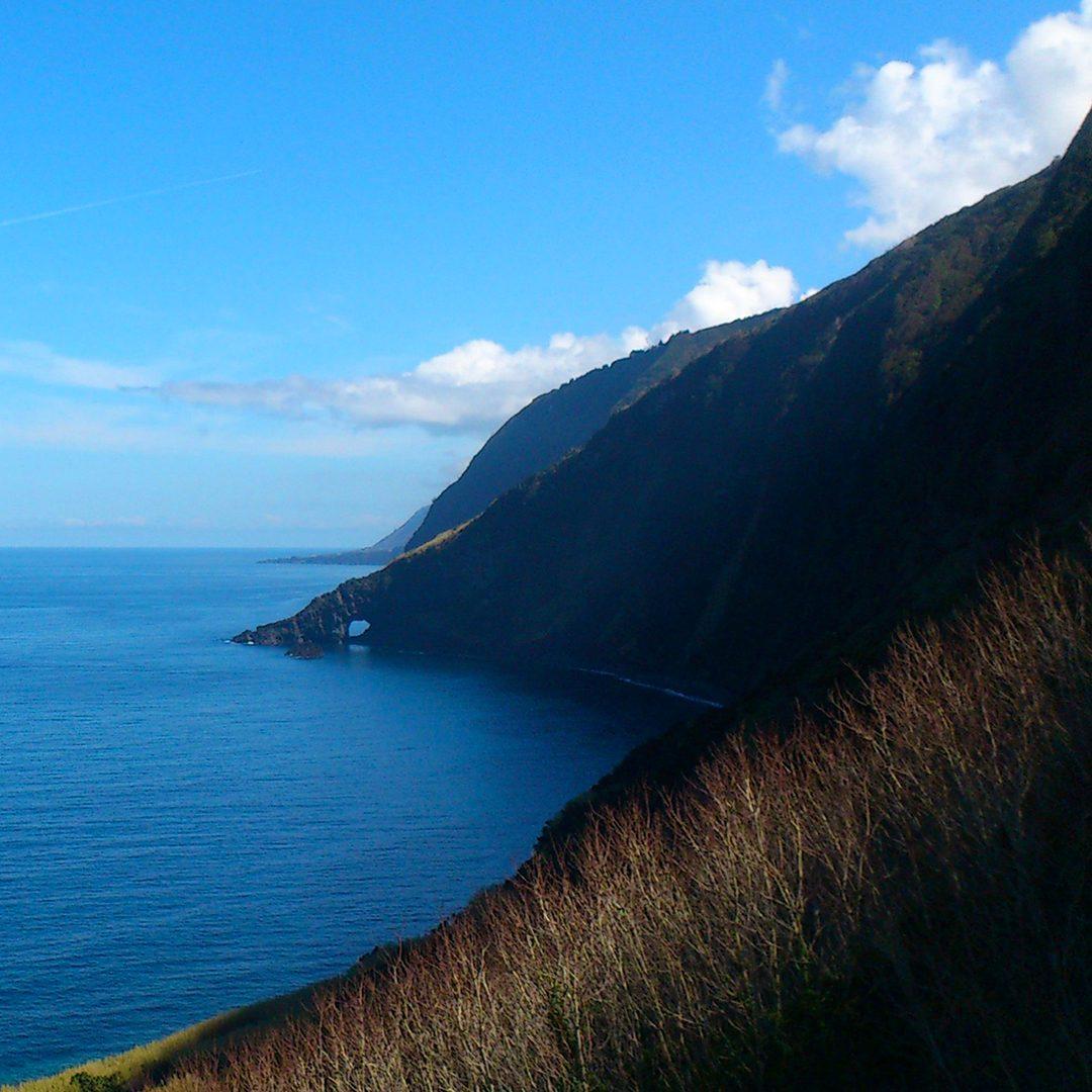 Fajã da Ponta Furada - Ilha de São Jorge - Açores